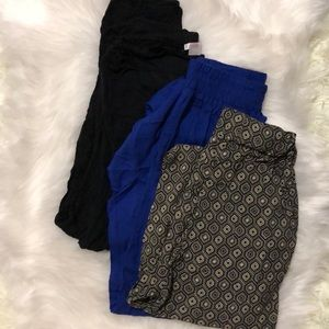 Three Cute Comfy and Casual women's pants